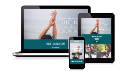 Life Coach Web Design Firms