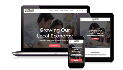 Chambers of Commerce Website Design